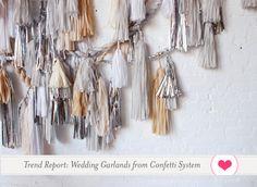 wedding gold confetti
