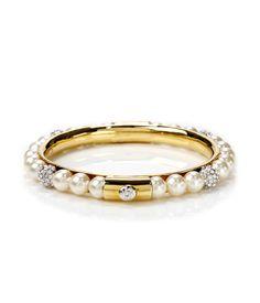 Uptown Pearl Bracelet.