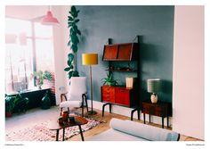 Louis van Teeffelen furniture.