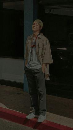 Exo Chen, Sehun, Exo Lockscreen, Military Units, Aesthetic Dark, Dark Wallpaper, Aesthetic Wallpapers, Lovers, Kpop