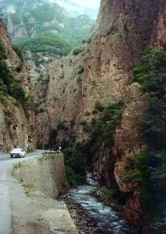Chalus, Iran.