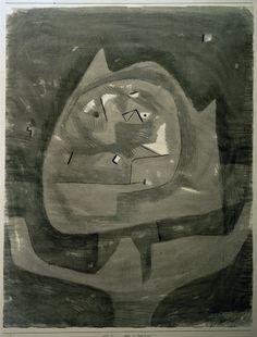 Paul Klee-Goetze im Fieberland, 1932, 10).
