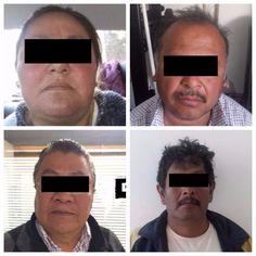 Detienen a cuatro por fraude; pagaron más de 600 mil pesos con cheques sin fondos a productores de Guerrero | El Puntero