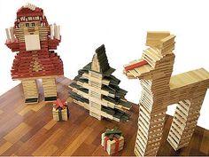 Plank-style blocks
