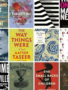 13 Books From 2015 That You Should Read ASAP. I'm always looking ahead for book club