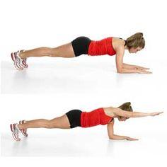 Plank-Ups