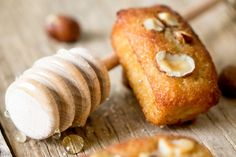 Le recette des financiers miel et noisettes