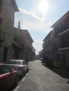 El Molar traditional houses