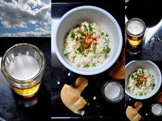 VÝPEČKY: POMAZÁNKA Z ROMADŮRU Cheeseburger Chowder, Hummus, Curry, Brunch, Soup, Ethnic Recipes, Blog, Curries, Blogging