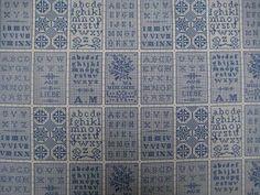 MijnPakkieAn - Tilly Leporello blauw