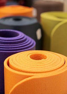 Tapetes de Yoga.