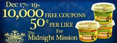 FREE Yucatan Guacamole Product coupon (12/18 & 12/19)
