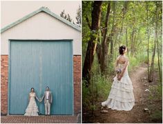 Rustic country wedding | rusticweddingchic.com