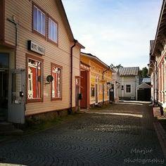 Elämää maalaismaisemissa: Old Rauma