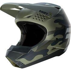 f64b7bcc7b0 Shift 2019 WHIT3 Label Matte Camo Helmet at MXstore