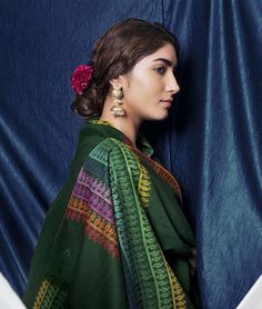 Buy Handwoven Kashmir by Andraab Shawls Hand-spun, Hand-woven and Hand-embroidered Pashmina Shawls Online at Jaypore.com