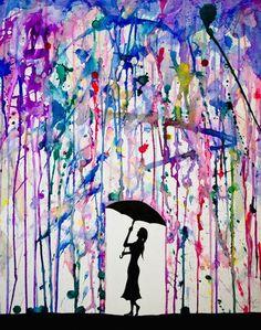 Art Diy, Ouvrages D'art, Crayon Art, Pics Art, Art Design, Art Plastique, Art Therapy, Therapy Ideas, Artsy Fartsy