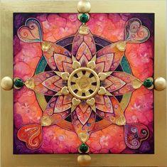 Painting, Art, Mandalas, Painting Art, Paintings, Kunst, Paint, Draw, Art Education