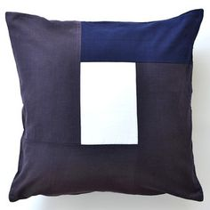 Kurosawa Pillow 16x16 now featured on Fab.