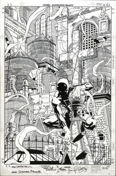 Daredevil by Joe Quesada and Jimmy Palmiotti