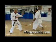 Karate sweeps with Val Mijailovic 4/4