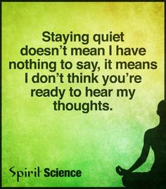 Sometimes it's best to wait and think about what you are going to say, rather than blurt it out. Something I am working on