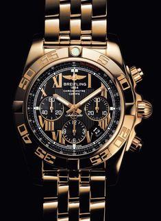 For Des: Breathing Watches | Replica Breitling watches: Chronomat B01 | Raddest Men's Fashion Looks On The Internet: http://www.raddestlooks.org