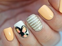 Maybelline-Bleached-Neons-Sun-Flare-Nail-Art