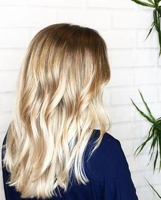 So...... Do blondes really have more fun? #balyage by @marisa_salon74  via STYLE REPORT MAGAZINE OFFICIAL INSTAGRAM - Celebrity  Fashion  Haute Couture  Advertising  Culture  Beauty  Editorial Photography  Magazine Covers  Supermodels  Runway Models