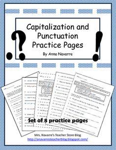 Exercises punctuation pdf
