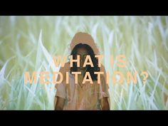 What Is Meditation? Sparkling New Video From The LBC The groovy team at the London Buddhist Centre keep their great new Dharma content coming with this new video on meditation - a brilliant introduction to the power of conscious change in your life!  Watch more in the LBC 'What Is?' series: https://www.youtube.com/playlist?list=PLwt81mQ8kjRMO_hTzHVmlGOxcFcWi4pGA  Meditate online with us! www.thebuddhistcentre.com/meditate-online