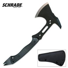 Schrade SCAXE5 Tactical Hatchet Full Tang