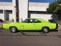 1970 DODGE CHARGER R/T - Barrett-Jackson Auction Company - World's Greatest Collector Car Auctions