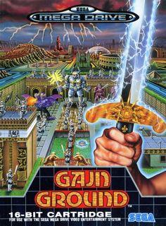Gain Ground - Mega Drive