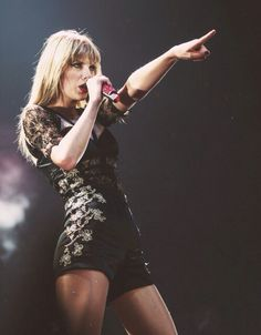 I KNew You Were Trouble - RED Tour