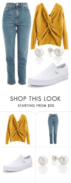 """""""Untitled #123"""" by kimmie-aiken on Polyvore featuring Topshop and Vans"""
