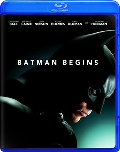 Batman Begins (2005) BluRay 720p 850MB | Download FREE movies - Download All the latest Free movies!!