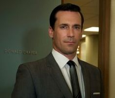 love me some Jon Hamm and/or Don Draper :)