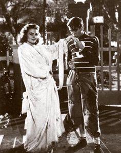 George Bailey lassos the moon.