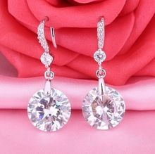 2015 alibaba express turkey latest fashion earrings, guangzhou wedding rings