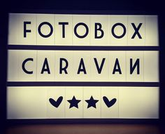 FOTOBOX: FOTOBOX CARAVAN