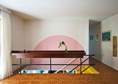 Point Supreme adds Postmodern touches to Nadja apartment