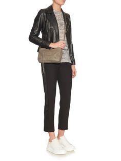 d70efd956240c Eva Longoria x Balenciaga Classic Golden Hip Crossbody Bag