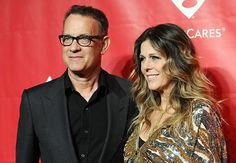 Tom Hanks and Rita Wilson. Romantic Couples Over 50. Still Crazy — for Each Other — After All These Years These 19 star couples, all 50+, put one another first to make their romance last by Stacy Jenel Smith, AARP, February 2014