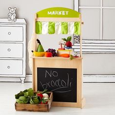 What's That Stand For Stand in Kitchen & Play Food | The Land of Nod