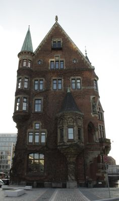 Winter- Hamburg, Germany
