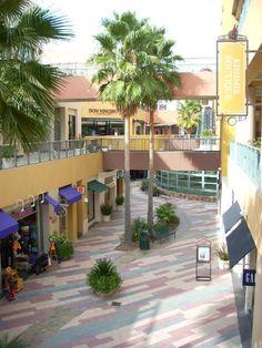 Mall in Palos Verdes California