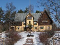 Mora, Sweden. Anders Zorn foundation.
