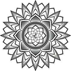 mandala vorlagen Meditation