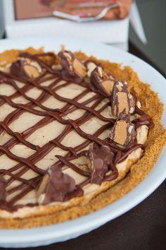 peanut butter goo goo cluster pie [erin's food files]